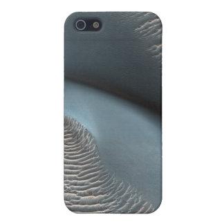 Dos clases de bedforms eólicos iPhone 5 carcasas