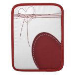 Dos corazones manga de iPad