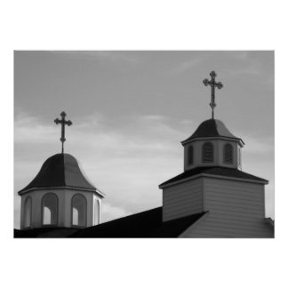Dos cruces impresiones