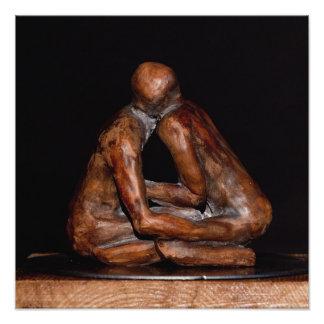 Dos cuerpos con una cabeza foto