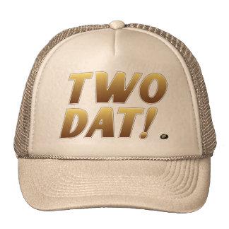 ¡Dos Dat! Gorros
