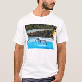Dos delfínes playera