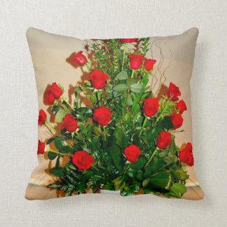 Dos docena rosas cojines