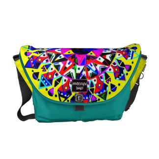 Dos en un diseño Citybag y Messengerbag Bolsas De Mensajería
