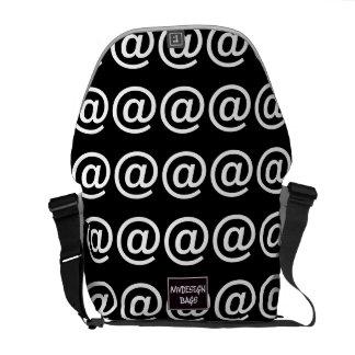 Dos en un mochila y Messengerbag del diseño Bolsa De Mensajeria