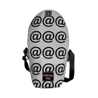 Dos en una mini mochila Messengerbag Bolsas De Mensajería