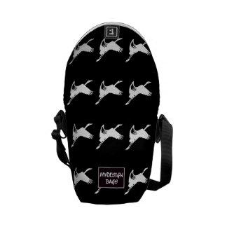 Dos en una mini mochila Messengerbag Bolsa De Mensajería