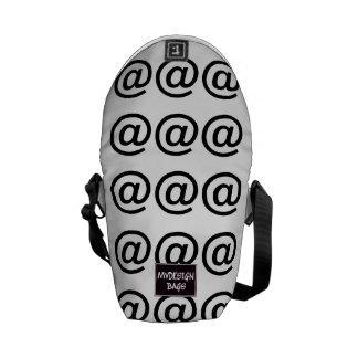 Dos en una mini mochila Messengerbag Bolsas Messenger