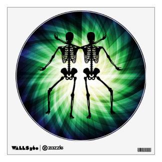 Dos esqueletos