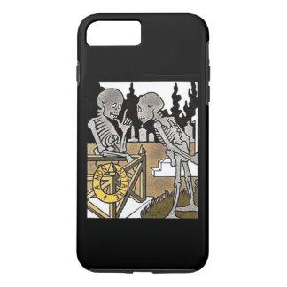 Dos esqueletos funda iPhone 7 plus