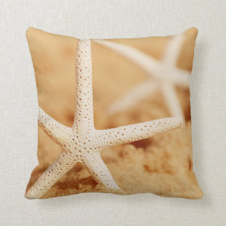 Dos estrellas de mar almohada