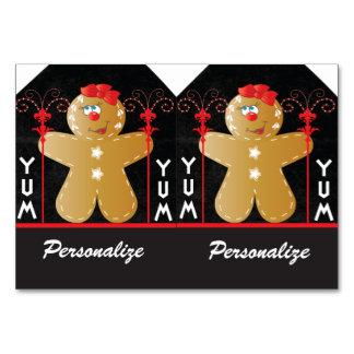 Dos etiquetas del navidad del estilo de la pizarra