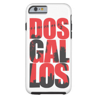 Dos Gallos City of Angels iPhone 6 case