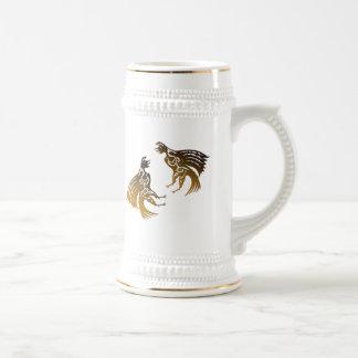 dos gallos taza de café