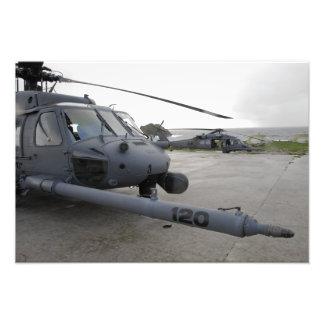 Dos HH-60G pavimentan los halcones Fotografías