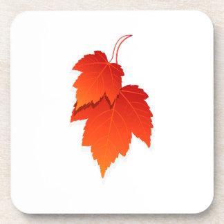 dos hojas en la caída colours.png portavasos