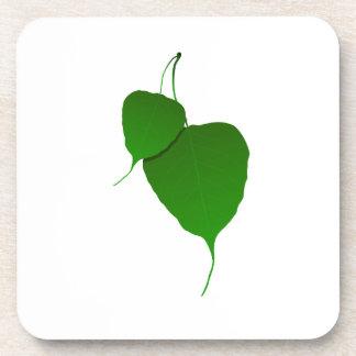 Dos hojas y eco verdes image.png de los troncos apoyavasos