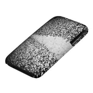 dos lados de cacao iPhone 3 Case-Mate carcasa