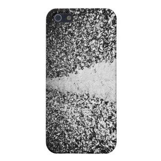 dos lados de cacao iPhone 5 carcasa