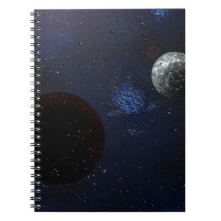Dos lunas cuaderno