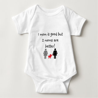 Dos mamás t-shirts