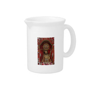 DOS Milagres de Santo Cristo Jarra Para Bebida
