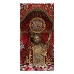 DOS Milagres de Santo Cristo Tarjeta Fotográfica Personalizada