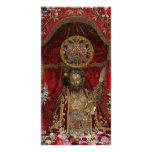 DOS Milagres de Santo Cristo Tarjetas Fotograficas