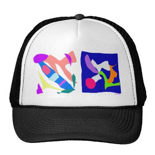 Dos mundos gorras de camionero