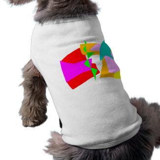 Dos mundos unieron armonía del amor de la intimida ropa de perros