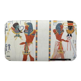 Dos murales de las tumbas de los reyes de Thebes, Funda Bareyly There Para iPhone 3 De Case-Mate