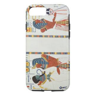 Dos murales de las tumbas de los reyes de Thebes, Funda iPhone 7