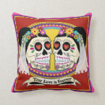 Dos Novias (2 Brides) Personalized Keepsake Pillow