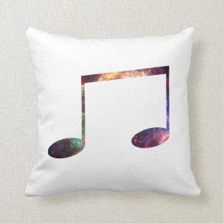 Dos octavas notas de la nebulosa 1 almohadas