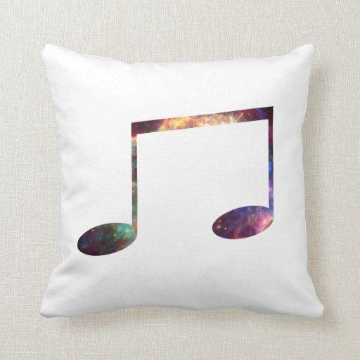 Dos octavas notas de la nebulosa 1 cojín