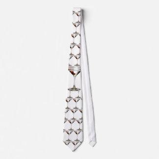 Dos olieve el lazo de martini corbatas