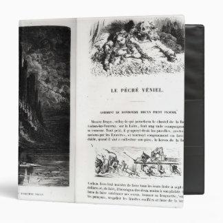 """Dos páginas ilustradas de 'Les Contes Carpeta 1 1/2"""""""