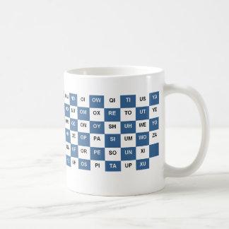 Dos palabras de la letra asaltan la versión azul y tazas
