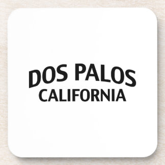 DOS Palos California Posavasos De Bebida