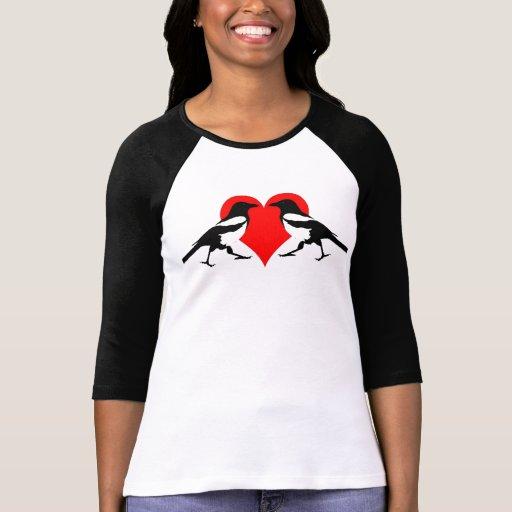 Dos para la alegría camisetas
