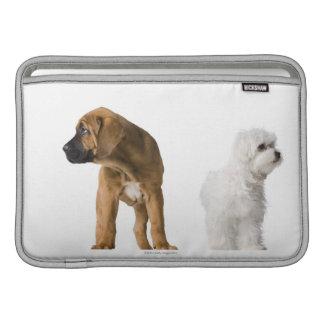 Dos perros fundas macbook air