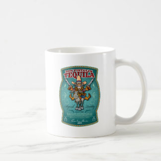 Dos Pistoles Tequila Coffee Mug