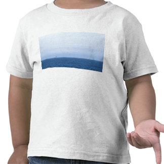 Dos plataformas petroleras camisetas