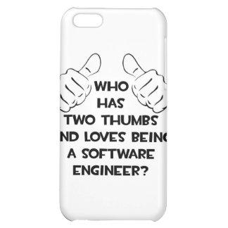 Dos pulgares, Software Engineer