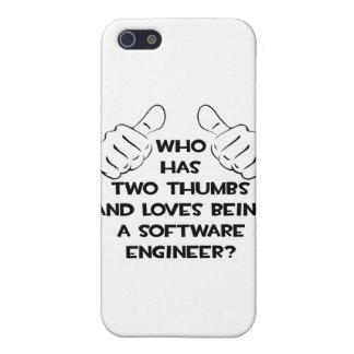 Dos pulgares, Software Engineer iPhone 5 Coberturas