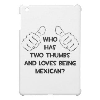 Dos pulgares y amores que son mexicanos