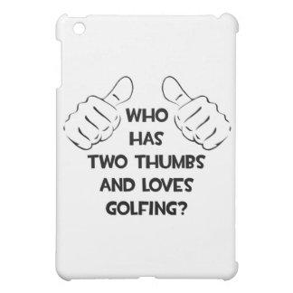 Dos pulgares y Golfing de los amores