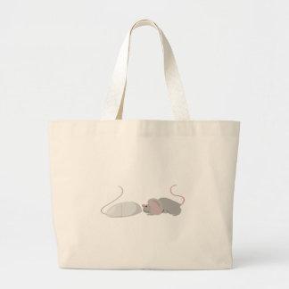 Dos ratones bolsa