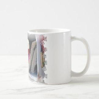 Dos ratones de los objetos curiosos taza de café