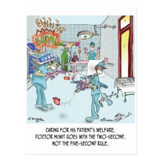 Dos-Segunda regla en O Tarjetas Postales